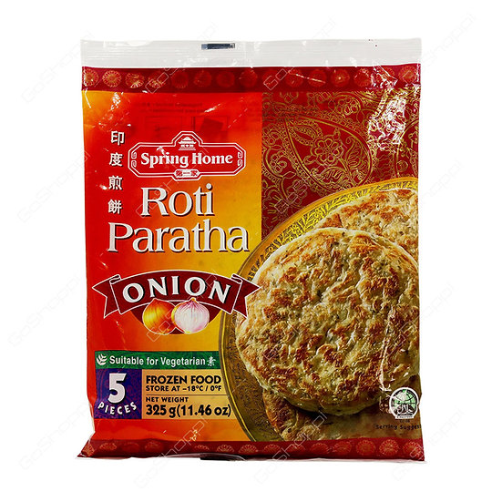 Onion Roti Paratha 5 pcs