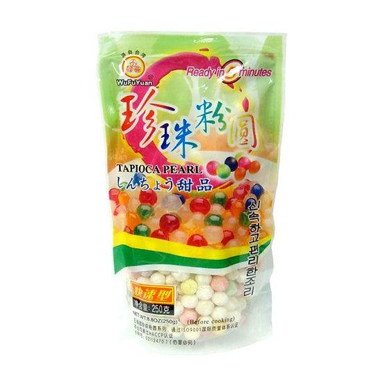 Tapioca Pearl for Bubble Tea (250g)