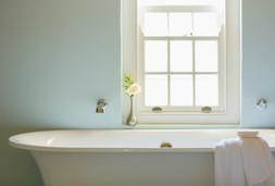 Casa de banho de luxo