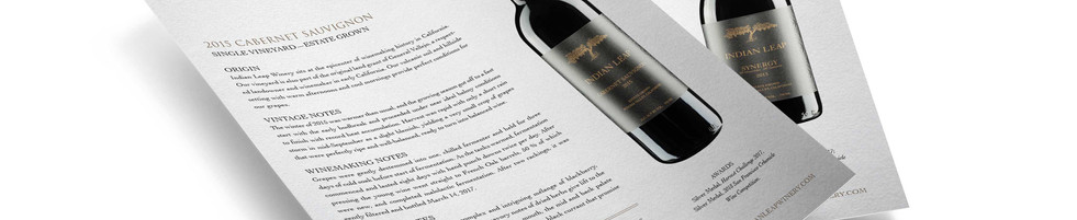 Indian Leap Tasting Notes