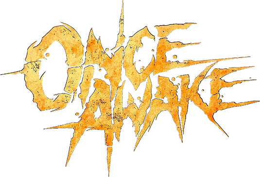 Once awake logo from bridgeburner cover.