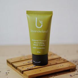 Natural Protect Nourishing Hand Cream (50g)