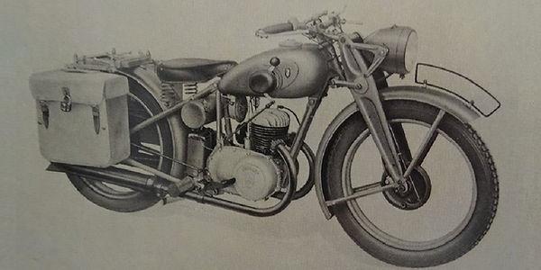 Zündapp KS 600