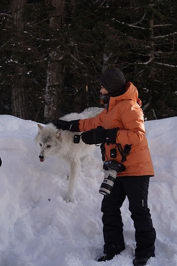 Me wiht Wolf.jpg