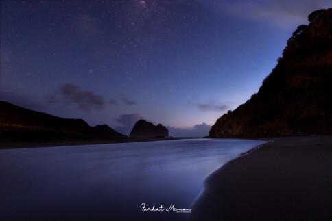 Piha Beach, North Island