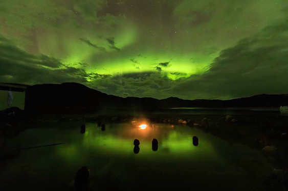 Hot Springs, Greenland