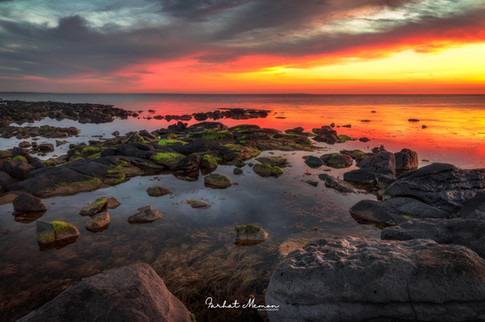 Sunsets of Victoria