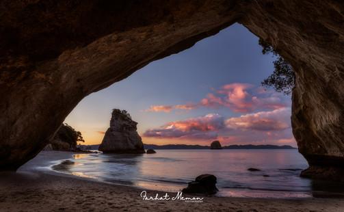 Te Whanganui- A-He, Cathedral Cove