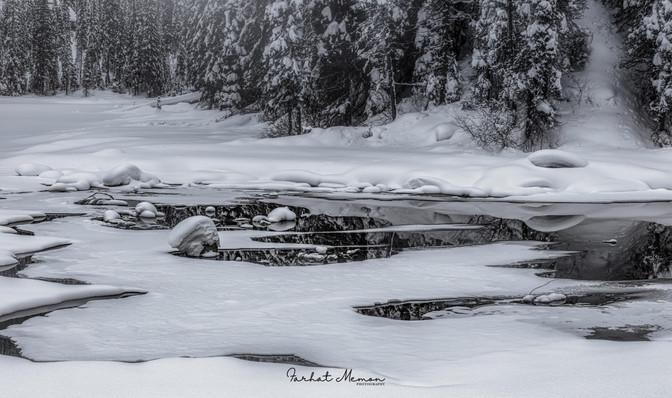 Canadian Winter Scenes