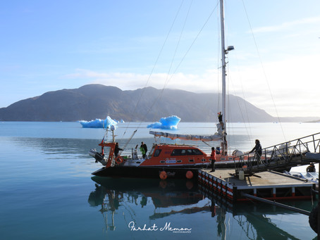 Greenland - An adventure in the far north