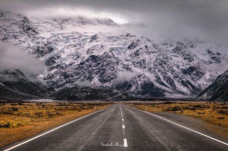 Aoraki Mount Cook, South Island