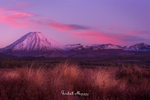 Mount Doom, Tongariro National Park