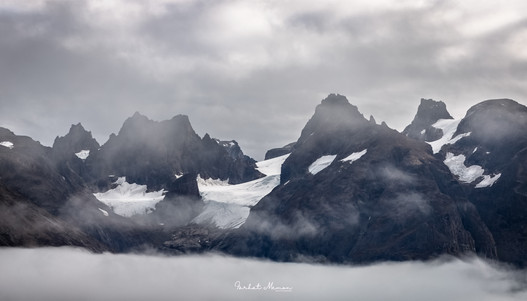 Mountains of Greenland