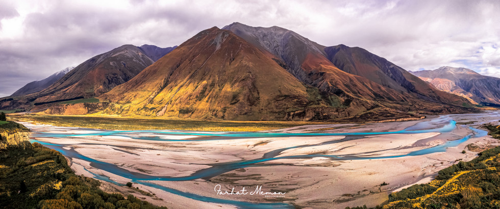 Rivers of New Zealand