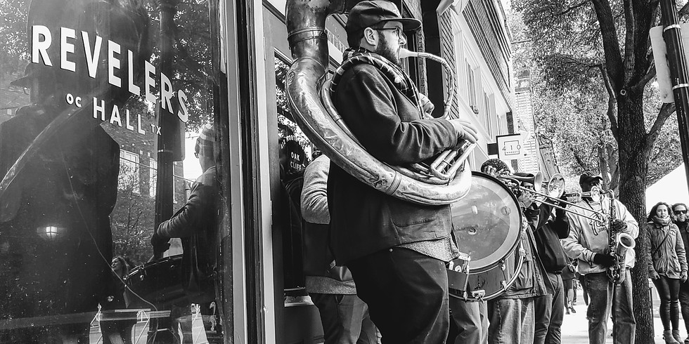 Revelers Hall Band Matinee