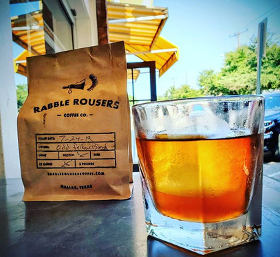 How about a Coffee Old Fashioned with _r