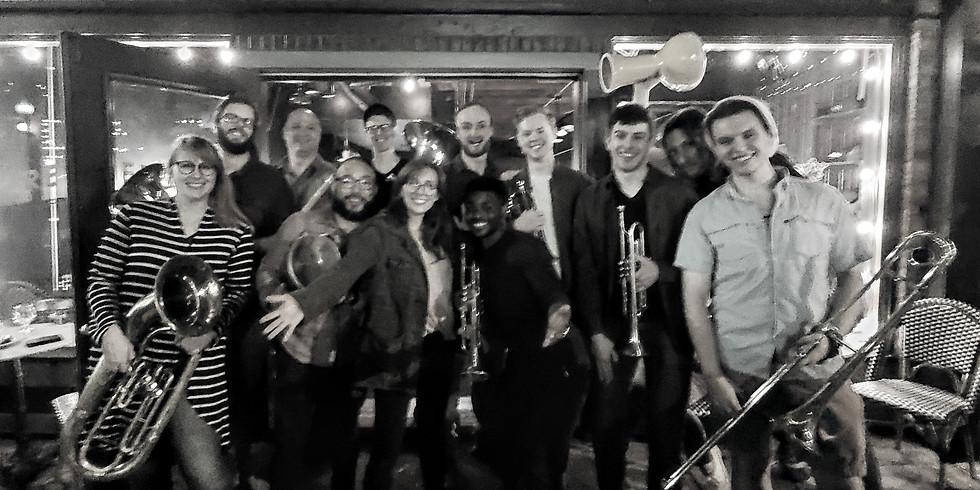 The Baba Yaga Orkestar!
