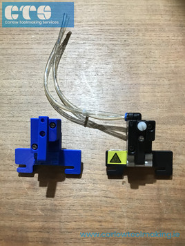 Medical Tube Clamp and 3D Printed Prototype