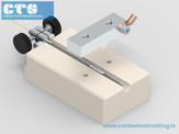Electrode test rig