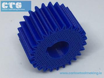 3D Printed Spur Gear