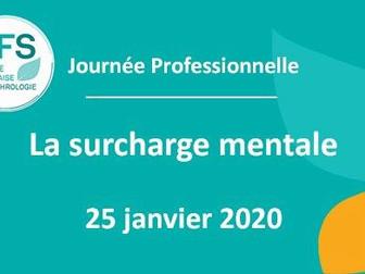 25 janvier 2020 - Journée professionnelle de la Société Française de Sophrologie