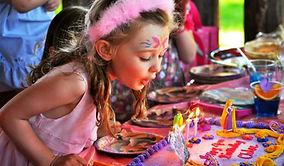 Kinderverjaardagsfeestjes