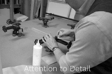 Attention to Detail: We make sure everything is done right the first time.