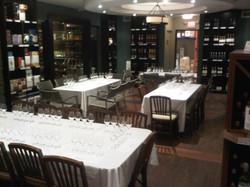 large wine seminar