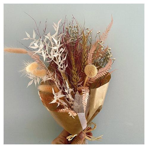 Dried Mini Florals - Pink