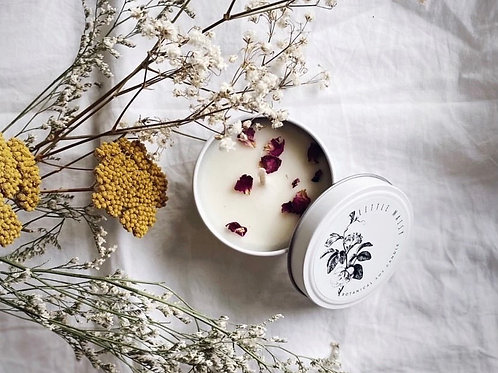 Little Maisy Botanical Soy Candle