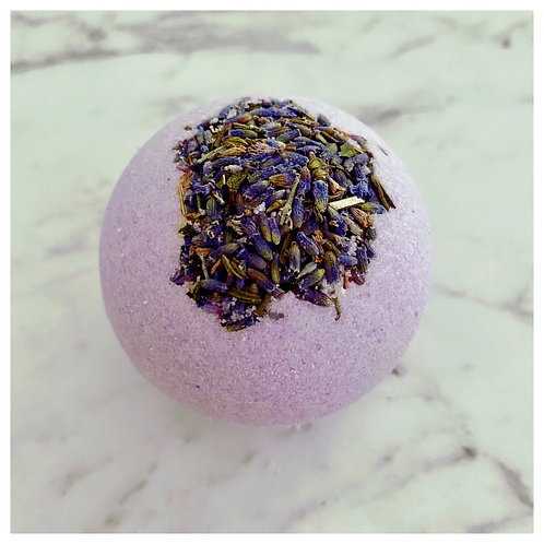Bundles of Bliss Lavender Bath Bomb