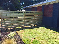 Pensacola Horizontal Fence, Horizontal Fencing, East Hill Fence, East Hill Fencing, East Hill Fence Company, Pensacola Fence Complany