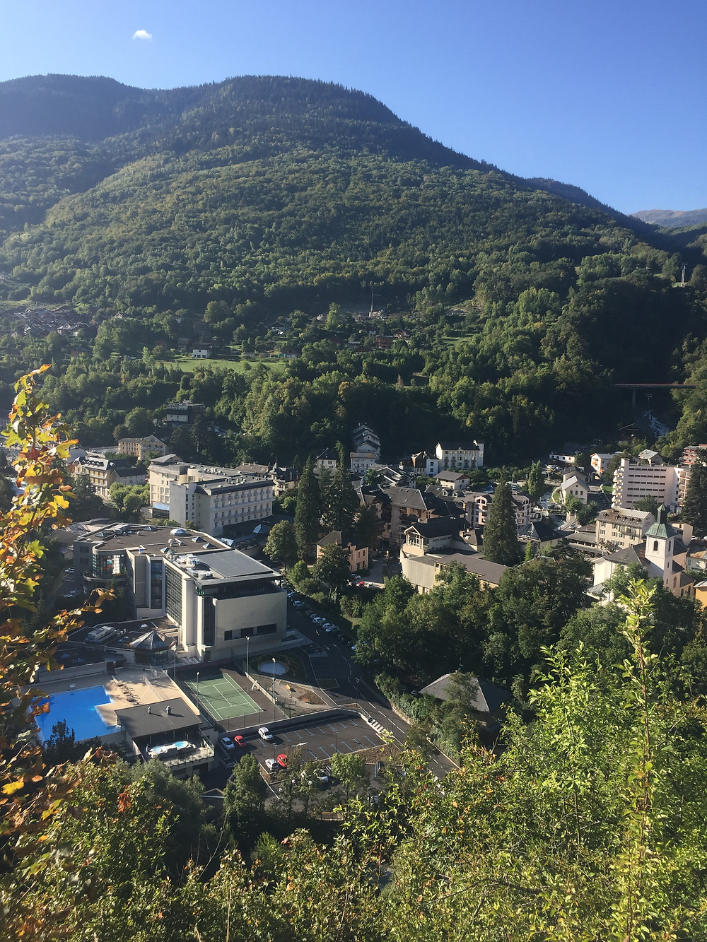 Brides-les-Bains September 2018