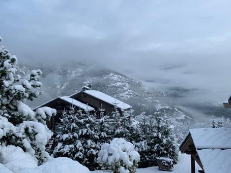 2019/20 Ski Season has arrived early.