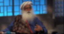 This Indian Mystic Drops Knowledge Bombs