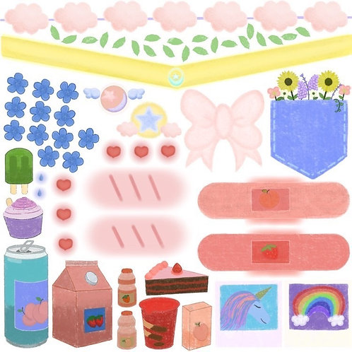 Pastel Day by Jelly