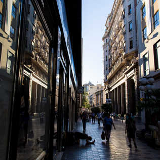 Valencia Sokakları