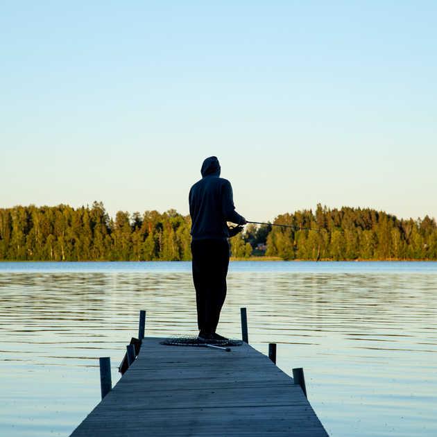 Finlandiya Manzarası