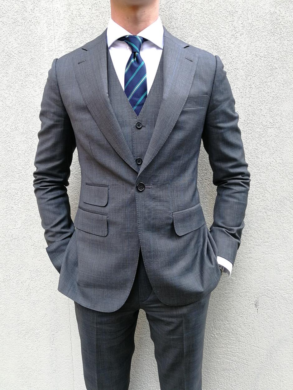 Ermenegildo Zegna Suit