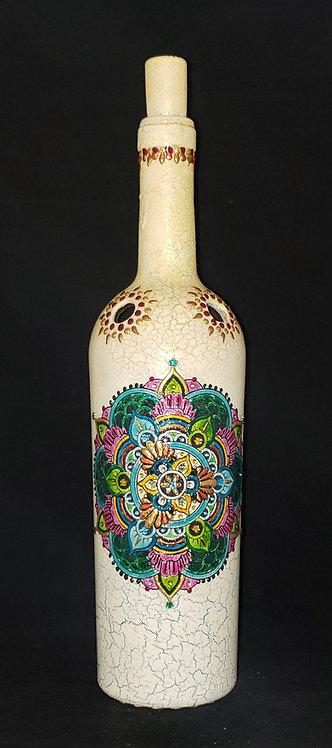Floral Mandala Incense holder
