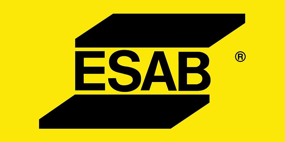 Studiebesök ESAB Göteborg