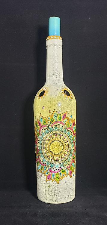 Sunny Mandala Incense Holder