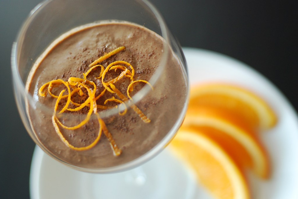 Chocolate Chia Mousse by The Primal Desire - Featured at Natural Family Friday