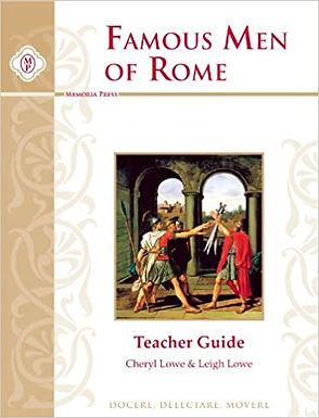Famous Men of Rome - Teacher's Guide