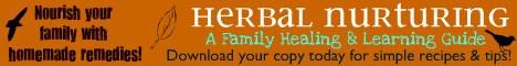 Herbal Nurturing from Frugal Granola