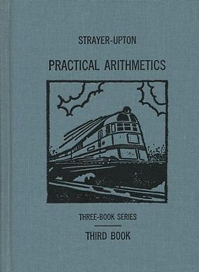 Strayer Upton Arithmetic Book 3