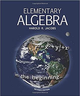 Jacobs Algebra