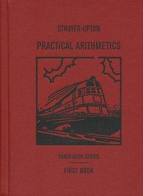 Strayer Upton Arithmetic Book 1