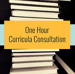One Hour Curricula Consult