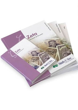 Zeta Instruction Pack (text and DVD)
